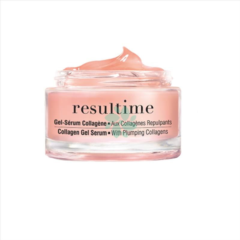 Resultime Gel Siero Collagene Anti Età ai Collageni Rimpolpanti, 50ml