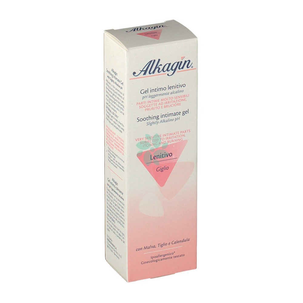 Alkagin Gel Intimo Lenitivo pH Leggermente Alcalino, 30ml