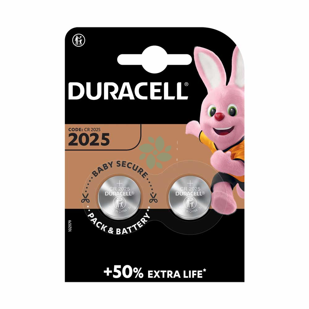 Procter & Gamble Duracell Speciality 2025 2 Pezzi