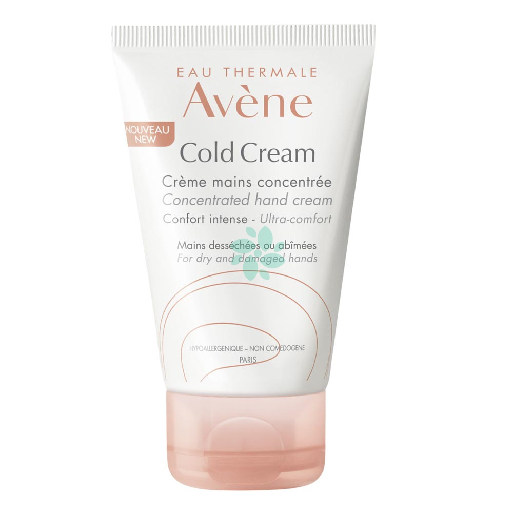 Avène Cold Cream Crema Mani Concentrata 50 ml