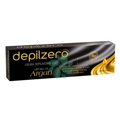 Depilzero Crema Depilatoria Viso Argan 50 ml