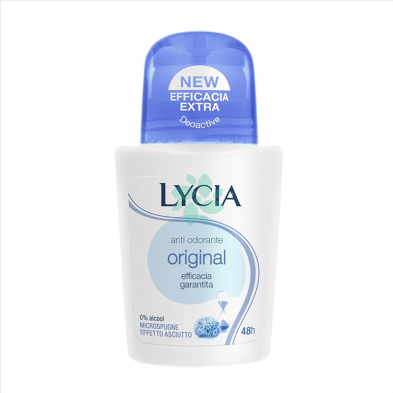 Lycia Original Antiodorante Roll-On 50 ml