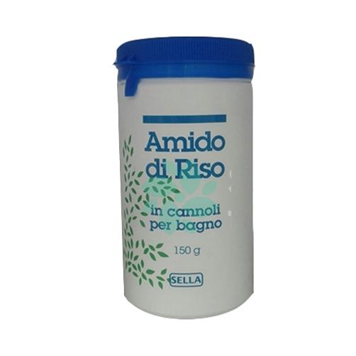 Sella Amido Di Riso In Cannoli Per Bagno 150 g - Semprefarmacia