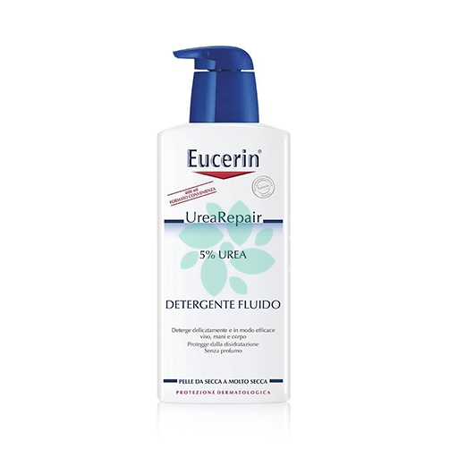 Eucerin Urea Repair - Detergente Fluido 5% Urea, 400ml