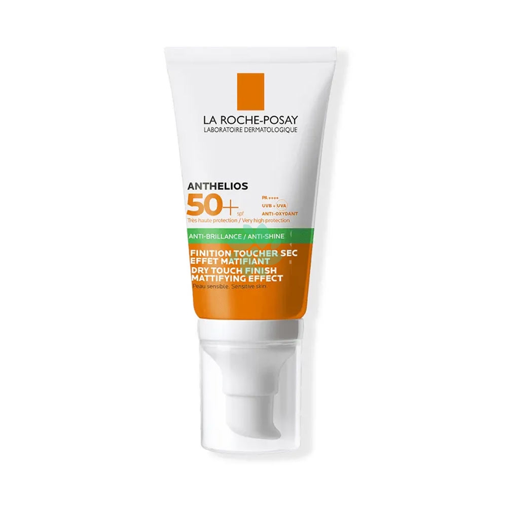 La Roche-Posay Anthelios - XL Gel-Crema SPF50+ Anti-Lucidità, 50ml