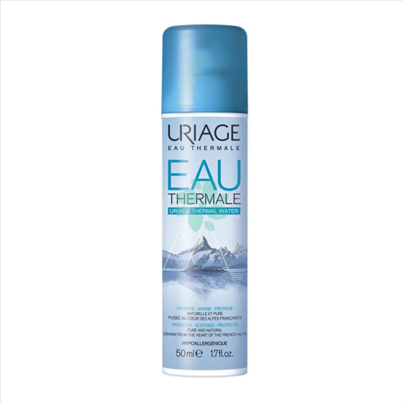 Uriage Eau Thermale - Acqua Spray Idratante, Lenitivo E Protettivo, 50ml
