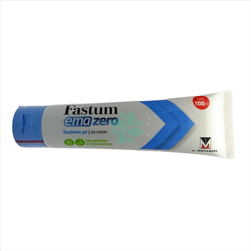 Fastum uso de gel