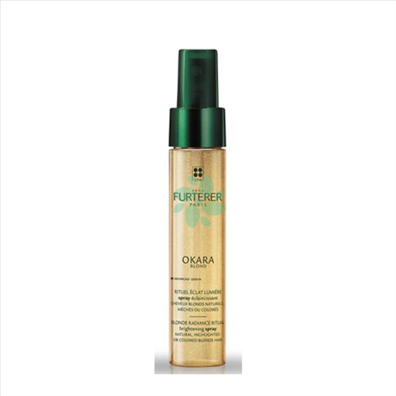 René Furterer Okara Blond Spray Districante Schiarente Capelli 150 ml