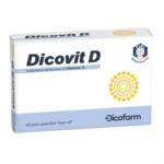 Dicofarm Dicovit D - Integratore Alimentare Di Vitamina D3, 45 Perle