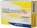 Alphrema Emortrofine Plus 40 Compresse