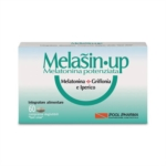 Melasin Up Melatonina+Griffonia e Iperico 60 Compresse