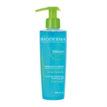 BIODERMA Sebium Moussant Gel Detergente 200 ml