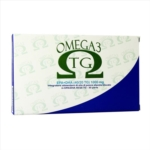 Natural Beauty Omega 3 TG Integratore Alimentare 30 Capsule Gel