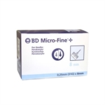 Becton Dickinson Ago BD MicroFine G31 8mm 100Pz