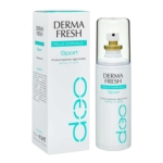 Dermafresh Linea Sport Pelli Normali Spray no Gas Profumo Agrumato 100 ml