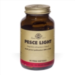 Solgar Pesce Light Integratore Alimentare 60 Perle Softgels
