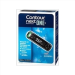 Ascensia Diabetes Care Contour Next One Glucometro + 10 Strisce