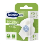 Salvelox Med Sensitive Surgical Tape Cerotto Rocchetto m 5 x 2 5 cm