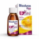 Bisolvon Duo Emolliente Sciroppo 2 In 1 Tosse + Gola Irritata, 100ml