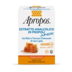 Apropos Estratto Analcolico Di Propoli Junior Integratore Alimentare 50ml