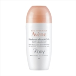 Avene Body - Deodorante Efficacia 24h Pelli Sensibili Roll-On, 50ml