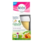 Veet Easy Wax Ricarica Roll On Elettrico, 50ml