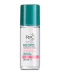 RoC Keops Deodorante Roll on Sensitive Pelle Fragile 30 ml