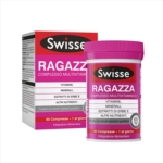 Swisse Multivitaminico Ragazza Integratore 60 compresse