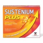 Sustenium Plus Integratore Alimentare Formula Intensive Gusto Succo d'arancia, 12 bustine