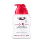 Eucerin pH 5, Olio Detergente Mani, 250ml