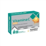 Named Vitamina C 1000 Integratore Alimentare 40 Compresse