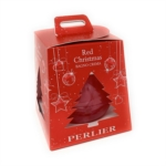 Perlier Christmas Bubble Red Christmas Bagno Crema 500ml