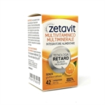 Zeta Farmaceutici Zetavit Multivitaminico Multiminerale 42 Compresse
