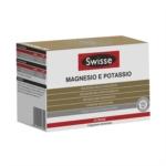 Swisse Magnesio E Potassio Integratore Sali Minerali, 24 Bustine