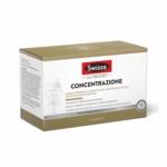 Swisse Mente - Concentrazione Integratore Performance Mentale, 8 flaconcini