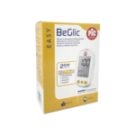 Pic BeGlic Kit per la Misurazione della Glicemia con Tecnologia 2ScanTech