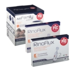 Pic Air Family Evolution Aerosol + Rinoflux Soluzione Sterile 5ml + 2ml