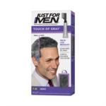 Just For Men Touch Of Gray Trattamento Colorante Graduale Nero, 40ml