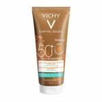 Vichy Capital Soleil - Latte Solare Eco-Sostenibile SPF50+ Viso e Corpo, 200ml