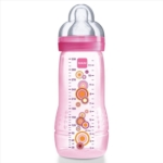 Mam Baby Bottle 1 Biberon 330 ml Tettarella Mis. 3