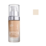 Bionike Defence Color - Lifting Fondotinta Anti-Age SPF15 N. 201 Ivoire, 30ml