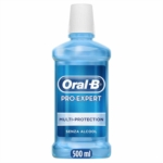 Oral-B Collutorio Pro-Expert Multi Protection Gusto Menta, 500ml