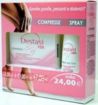Pool Pharma Destasi Ven Spray 200 ml + 20 Compresse°