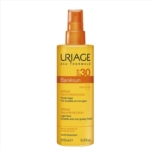 Uriage Bariésun - Spray Solare Per Pelle Sensibile SPF30, 200ml