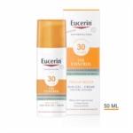 Eucerin Sun Protection - Gel Crema Solare SPF30 Pelle Tendenza Acneica, 50ml