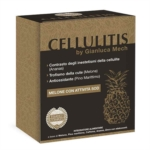 Gianluca Mech Cellulitis Tisano-Complex Integratore Anti Cellulite, 30 Bustine