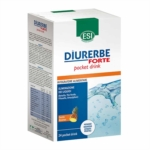 ESI Diurerbe Forte Pocket Drink Integratore Alimentare Ananas 24 Pocket Drink