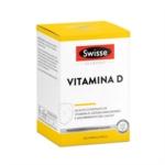 Swisse Vitamina D3 Integratore Alimentare, 100 capsule