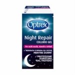 Optrex Night Repair Collirio Gel Per Occhi Secchi Stanchi Irritati 10ml