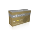 Fish Factor Plus Integratore Alimentare 60 Perle Grandi